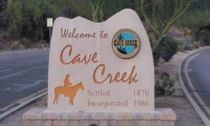 Cave Creek Arizona