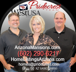 The Pridecrest Team of West USA Realty in Phoenix Arizona